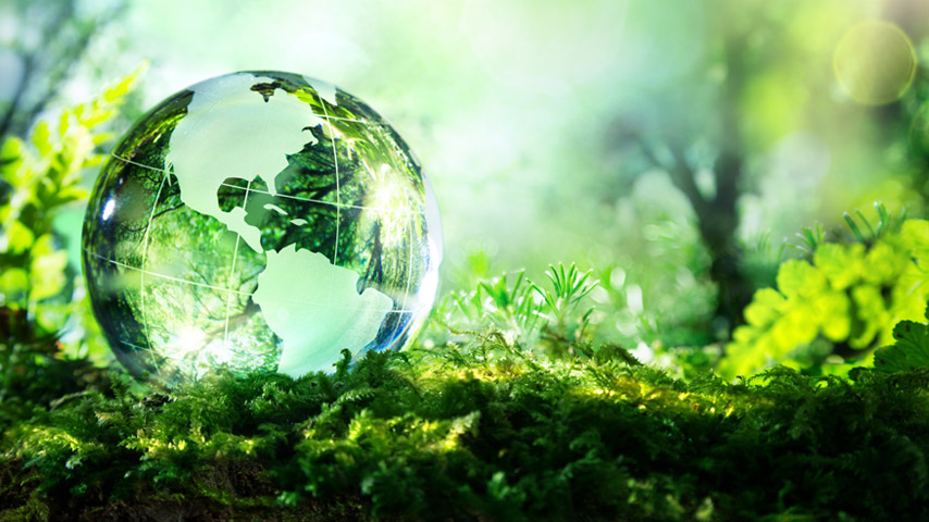 At Nestlé Aquarel® we are committed to various environmental initiatives